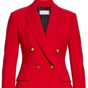 ALC Hendrick red jacket
